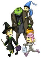 Despicable Me: Trick or Treat by forte-girl7