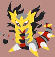 PT - Giratina by C8LIN-The-Hedgie