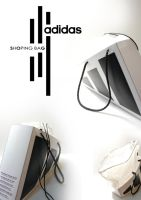 Adidas Shoping bag by sqak
