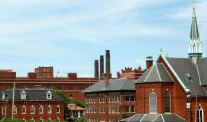 Anheuser Busch Brewery by Seagaullsphotography
