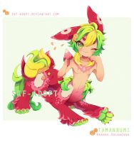 [Closed Thank you] Tamanbumi 6-Are you my Melon? by Skf-Adopt