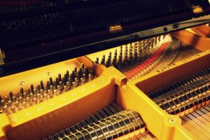 Piano by LucaHennig