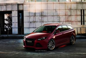 Ford Focus ST Wagon by onlyK2