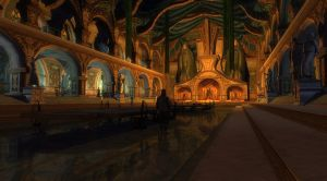 In the Hall of Fire by LotROLaurelin
