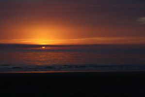 Pacific Sunset - Trinidad Beach California by Shadow848327