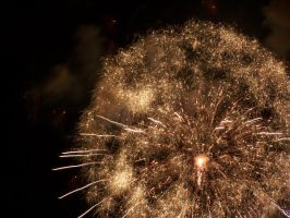 Fireworks- 3 by EBSpurlin