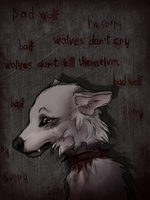 wolves don't cry by flowerewolf