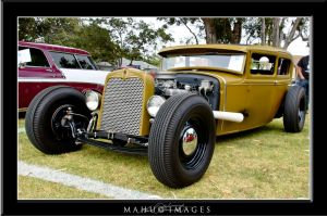 30 Ford Rat Rod by mahu54