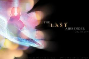 The Last Airbender by laforeze