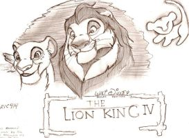 The Lion King IV by Aric414