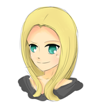 Sketch of anime me... by mira00000