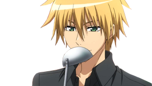 Usui Takumi PNG by MillieChaotic14