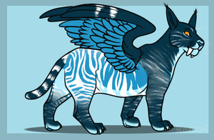 Apply to Win - Free Sabre Cat [Closed] by CanineAdoptions