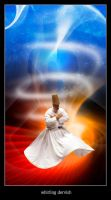 whirling dervish by cospar