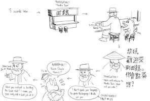 Chuck Norris in China, Part 2 by AmpleDeviant