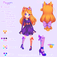 .:. Meggles Reference .:. by Megglesy