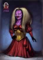 JYNX by Rats-in-the-van