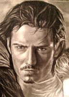 Will Turner by moisessurielart