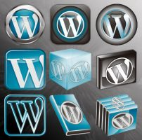 Wordpress Icon Set by rohman24