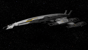 SR2 Normandy by CKuhn