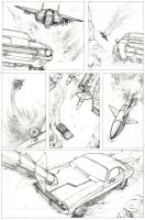 The Chase-Pencils by CPuglise9