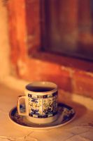 Not the time for coffee by Ilman-Lintu