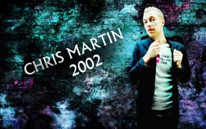 Chris Martin 2002 by SliderGirl