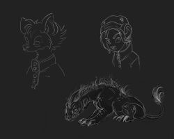 some drawings by sofmer