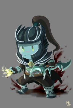 DotA2: PHANTOM ASSASSIN by RikkiVanStome