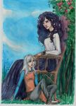 Yennifer and Ciry 2 by autumnfreckle