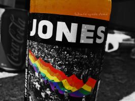 Jones Soda and Pride. by smile-upside-down