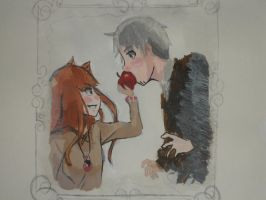Spice and Wolf by Espada357