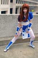 Kasumi - Dead or Alive by popecerebus