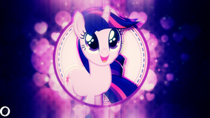 Sparkle Horse Out by illumnious