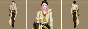 Lightning Returns Contest, Street Bee Costume by FeRnIx