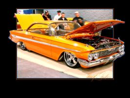 Orange Impala by Z-Vincent