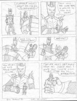 Sauron Plays Dolls Two by drakenadestroyer