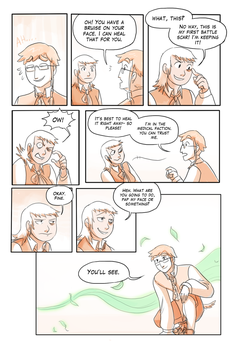 The Literate Ch.2 p9 by TeaDino
