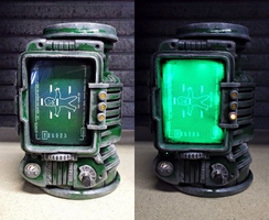 Pip boy 3000 by RPG-Creations