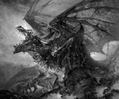 rising dragon by thuyngan