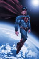 The Man of Steel by chadwelch