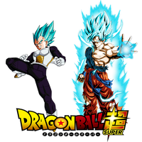 Dragon ball Super PC Folder icon by Megamody
