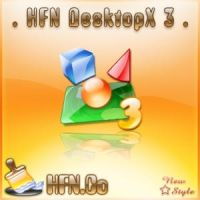 HFN DesktopX 3 by faridnafar