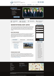 Law Firm Layout Example - Front Page by anastasia0829