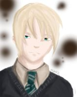 First Line-less- Draco by Yuka-Strike