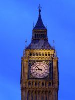 Big Ben by Skyrover