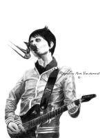 Matt Bellamy by chewsizzle