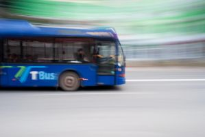 "the ""T"" bus by davu1"