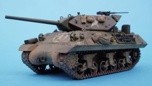 Tamiya M10 1:48 by Low688