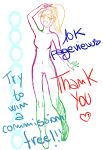 Thank you!!! by JOtey
